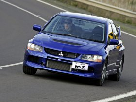 Ver foto 34 de Mitsubishi Lancer Evolution IX 2005