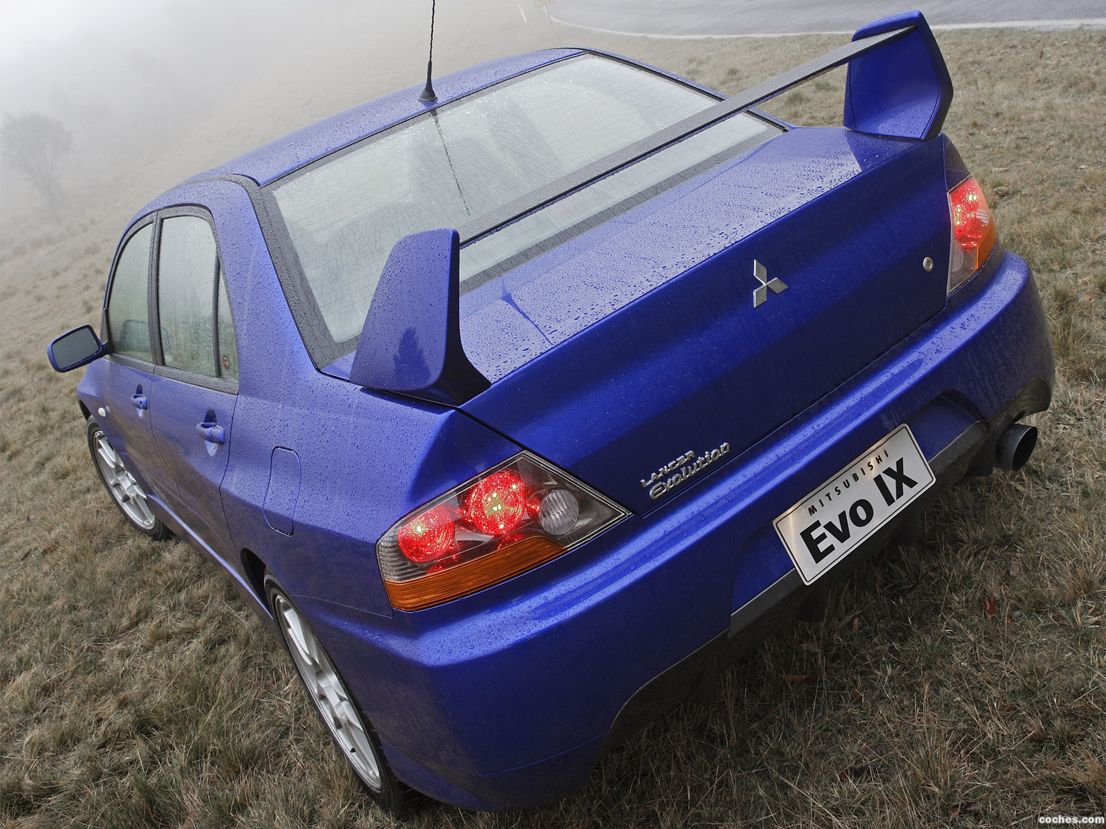 Foto 38 de Mitsubishi Lancer Evolution IX 2005