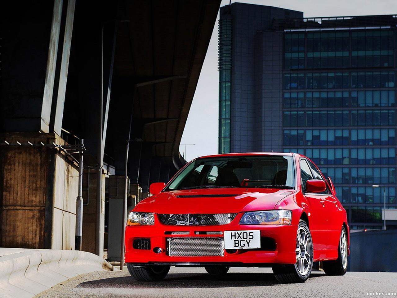 Foto 4 de Mitsubishi Lancer Evolution IX FQ 320 2007