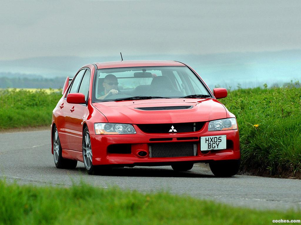 Foto 1 de Mitsubishi Lancer Evolution IX FQ 320 2007