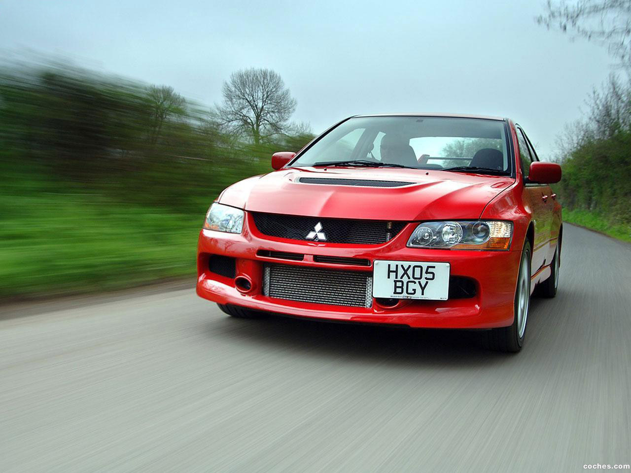 Foto 0 de Mitsubishi Lancer Evolution IX FQ 320 2007