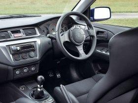 Ver foto 23 de Mitsubishi Lancer Evolution IX FQ 360 2006