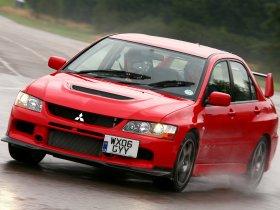Ver foto 14 de Mitsubishi Lancer Evolution IX FQ 360 2006