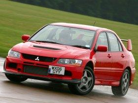 Ver foto 13 de Mitsubishi Lancer Evolution IX FQ 360 2006