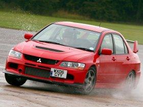 Ver foto 11 de Mitsubishi Lancer Evolution IX FQ 360 2006