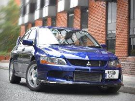 Ver foto 2 de Mitsubishi Lancer Evolution IX FQ 360 2006