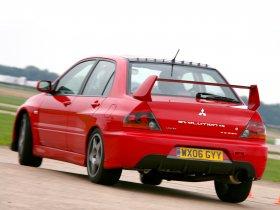Ver foto 16 de Mitsubishi Lancer Evolution IX FQ 360 2006