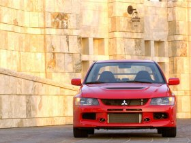 Ver foto 17 de Mitsubishi Lancer Evolution IX MR 2006