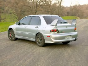 Ver foto 8 de Mitsubishi Lancer Evolution IX MR 2006