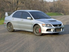 Ver foto 7 de Mitsubishi Lancer Evolution IX MR 2006