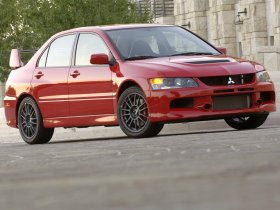 Ver foto 6 de Mitsubishi Lancer Evolution IX MR 2006