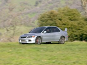 Ver foto 4 de Mitsubishi Lancer Evolution IX MR 2006