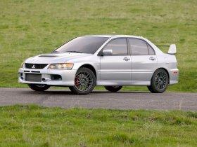 Ver foto 3 de Mitsubishi Lancer Evolution IX MR 2006