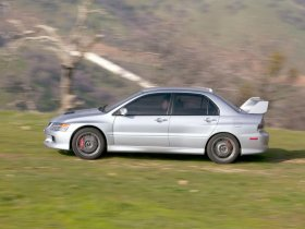 Ver foto 2 de Mitsubishi Lancer Evolution IX MR 2006
