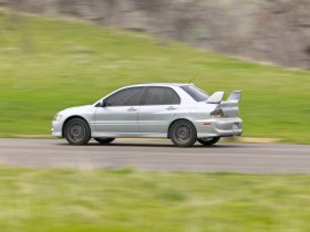 Ver foto 16 de Mitsubishi Lancer Evolution IX MR 2006
