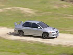 Ver foto 10 de Mitsubishi Lancer Evolution IX MR 2006