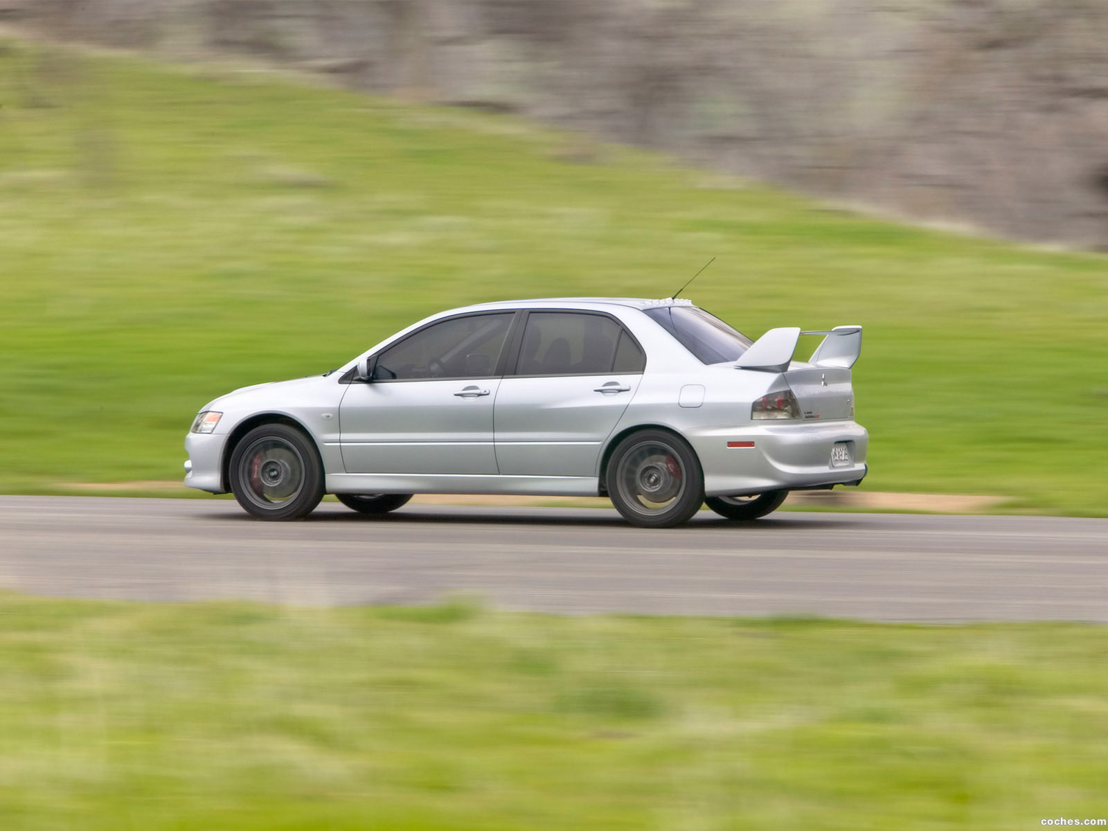 Foto 15 de Mitsubishi Lancer Evolution IX MR 2006
