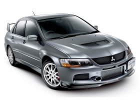Ver foto 5 de Mitsubishi Lancer Evolution IX MR FQ 360 Final Edition 2007