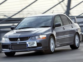 Ver foto 4 de Mitsubishi Lancer Evolution IX MR FQ 360 Final Edition 2007