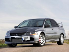 Ver foto 12 de Mitsubishi Lancer Evolution IX MR FQ 360 Final Edition 2007