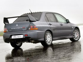 Ver foto 9 de Mitsubishi Lancer Evolution IX MR FQ 360 Final Edition 2007