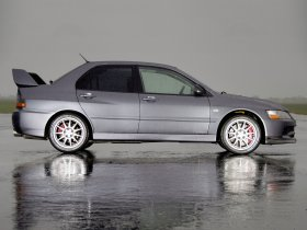Ver foto 8 de Mitsubishi Lancer Evolution IX MR FQ 360 Final Edition 2007