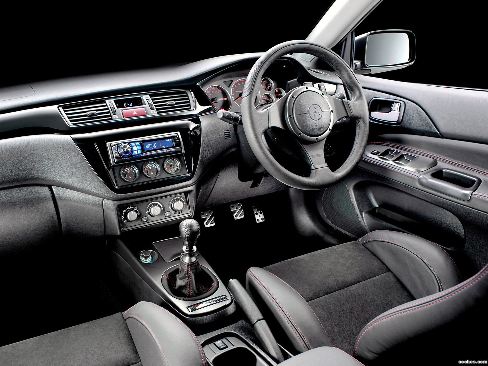 Foto 14 de Mitsubishi Lancer Evolution IX MR FQ 360 Final Edition 2007