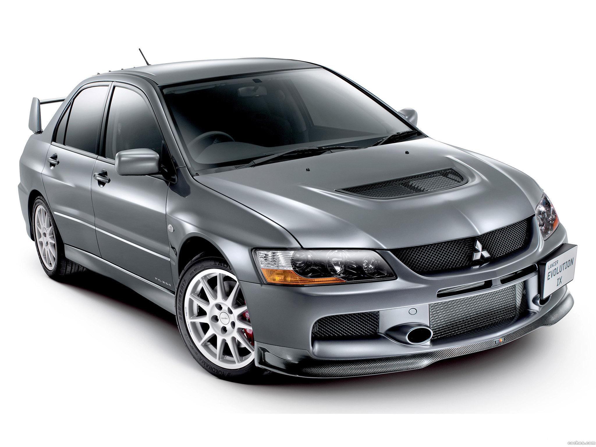 Foto 4 de Mitsubishi Lancer Evolution IX MR FQ 360 Final Edition 2007
