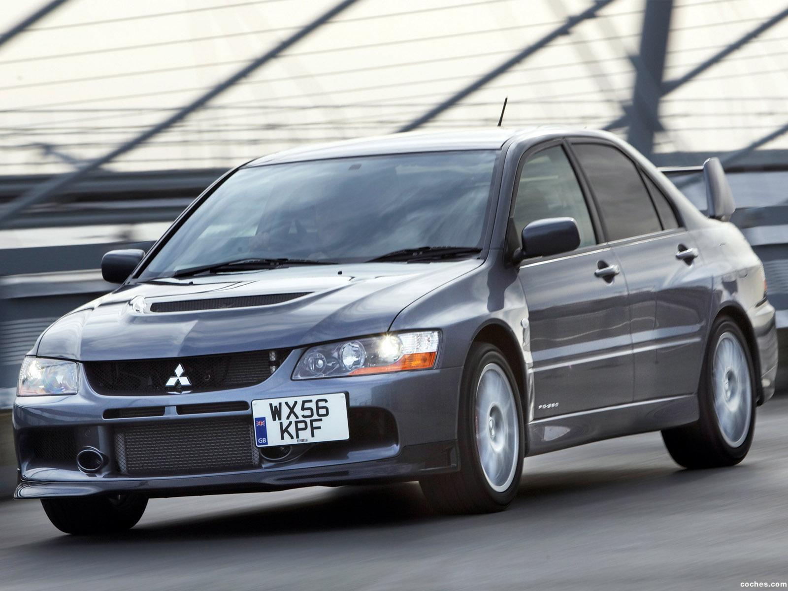 Foto 3 de Mitsubishi Lancer Evolution IX MR FQ 360 Final Edition 2007