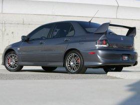 Ver foto 2 de Mitsubishi Lancer Evolution IX SE 2006