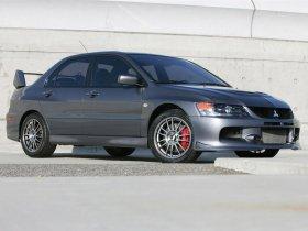 Fotos de Mitsubishi Lancer Evolution IX SE 2006