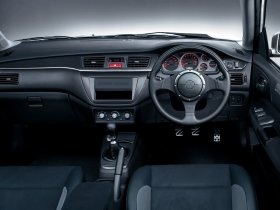 Ver foto 15 de Mitsubishi Lancer Evolution IX Wagon 2005