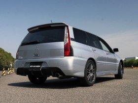 Ver foto 4 de Mitsubishi Lancer Evolution IX Wagon 2005