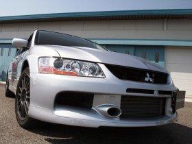 Ver foto 3 de Mitsubishi Lancer Evolution IX Wagon 2005