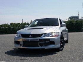 Ver foto 2 de Mitsubishi Lancer Evolution IX Wagon 2005