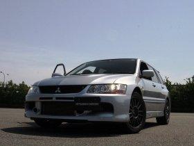 Fotos de Mitsubishi Lancer Evolution IX Wagon 2005