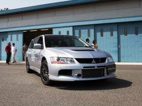 Ver foto 13 de Mitsubishi Lancer Evolution IX Wagon 2005