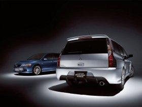 Ver foto 11 de Mitsubishi Lancer Evolution IX Wagon 2005