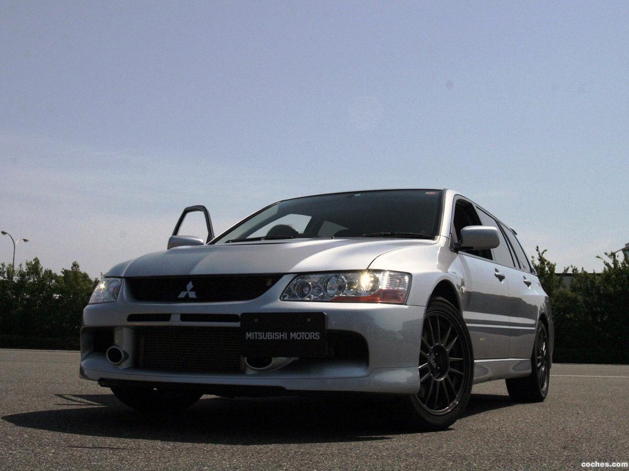 Foto 0 de Mitsubishi Lancer Evolution IX Wagon 2005