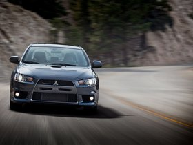 Ver foto 10 de Mitsubishi Lancer Evolution MR Touring 2010