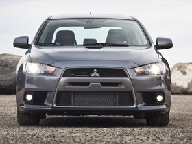 Ver foto 9 de Mitsubishi Lancer Evolution MR Touring 2010