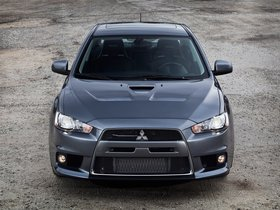 Ver foto 7 de Mitsubishi Lancer Evolution MR Touring 2010