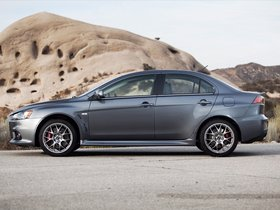 Ver foto 5 de Mitsubishi Lancer Evolution MR Touring 2010
