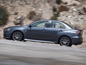 Ver foto 2 de Mitsubishi Lancer Evolution MR Touring 2010