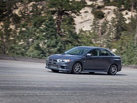 Ver foto 12 de Mitsubishi Lancer Evolution MR Touring 2010