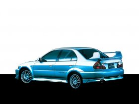 Ver foto 4 de Mitsubishi Lancer Evolution V 1989