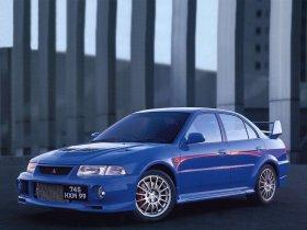 Ver foto 6 de Mitsubishi Lancer Evolution VI 1999