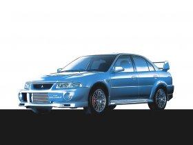 Ver foto 4 de Mitsubishi Lancer Evolution VI 1999