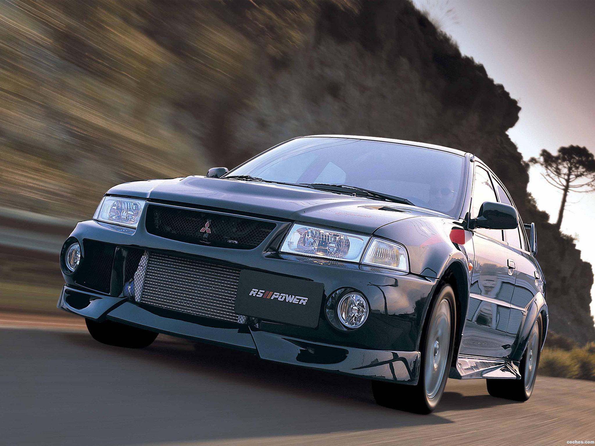 Foto 0 de Mitsubishi Lancer Evolution VI 1999