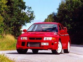 Ver foto 4 de Mitsubishi Lancer Evolution VI Tommi Makinen Edition 1999